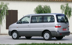 cargo van new h 1 a product of hyundai car dealership. Black Bedroom Furniture Sets. Home Design Ideas