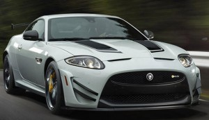 Jaguar XKR-S GT-dealership
