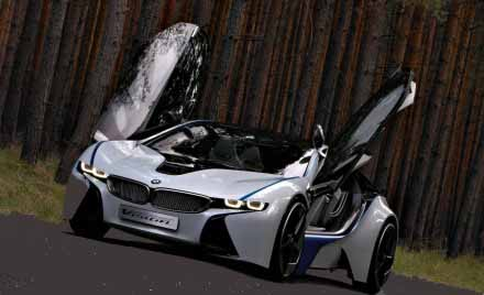 BMW's vision